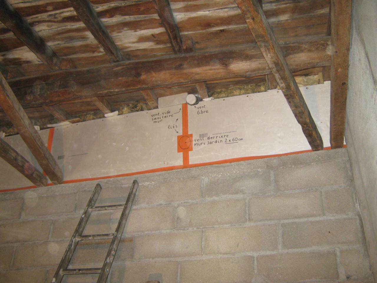 X163129 Fermeture vide sanitaire D et ventilation