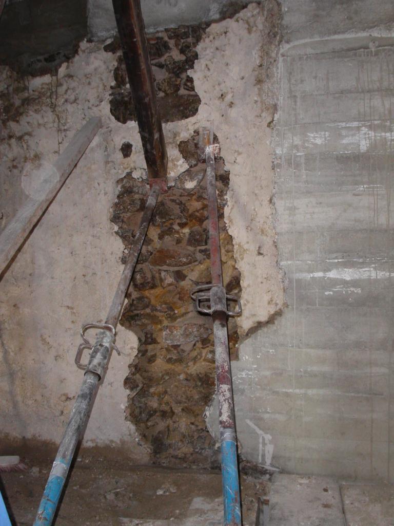 X04118 reprise mur