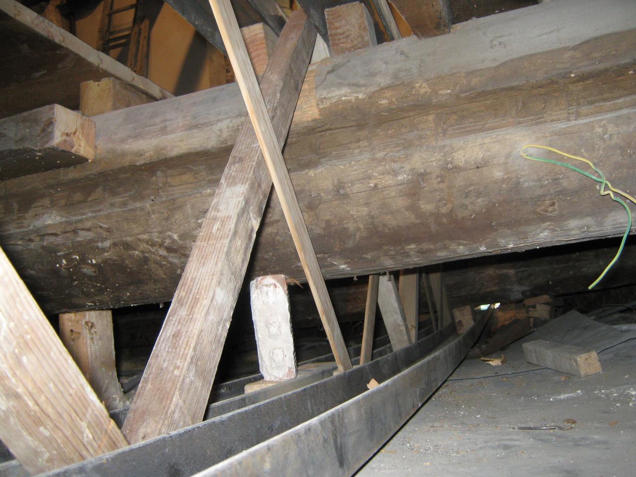 X12222 Gabarits étrésillons de charpente métalique