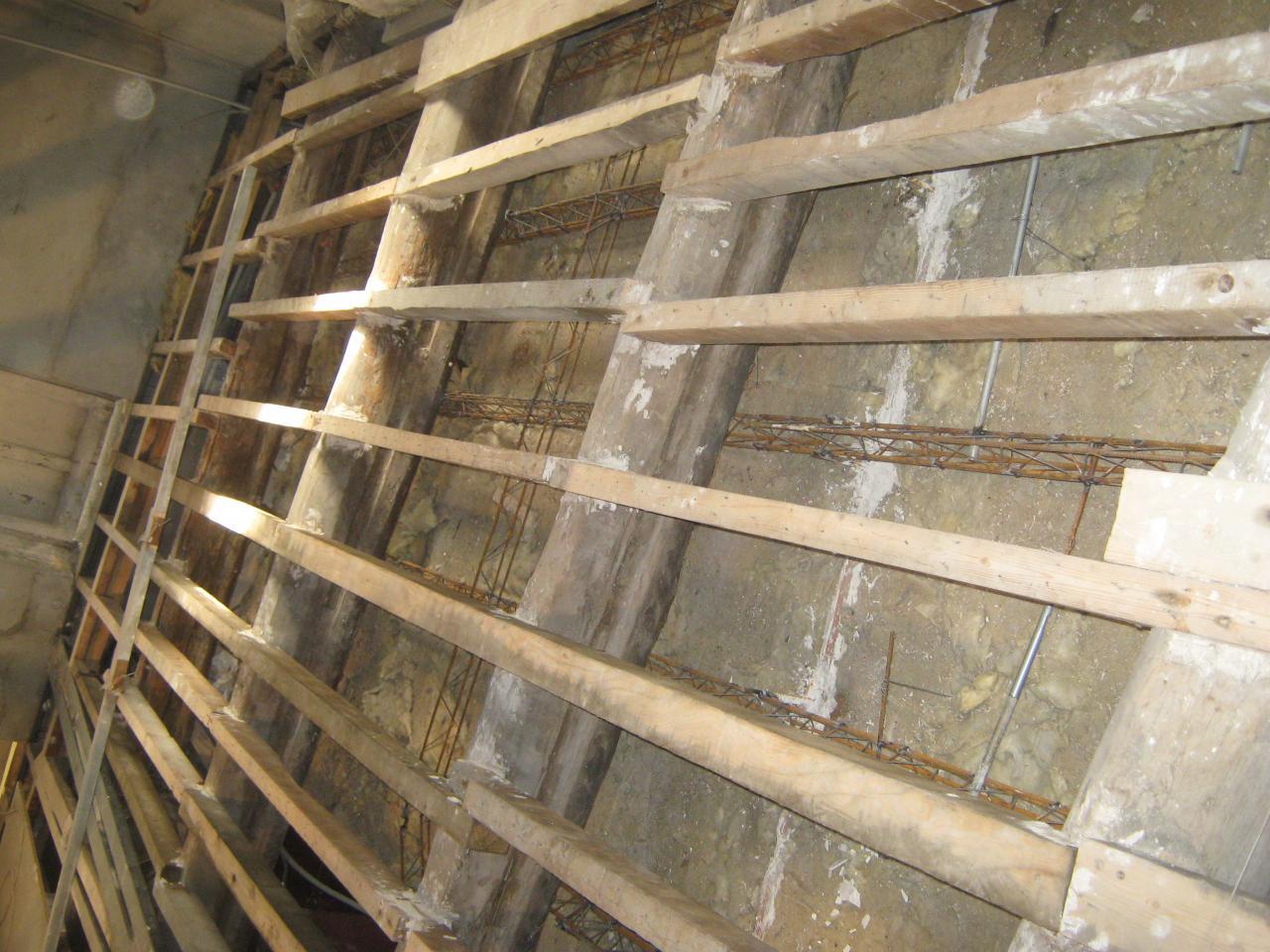 X12786 Mise à niveau solivage avant plancher